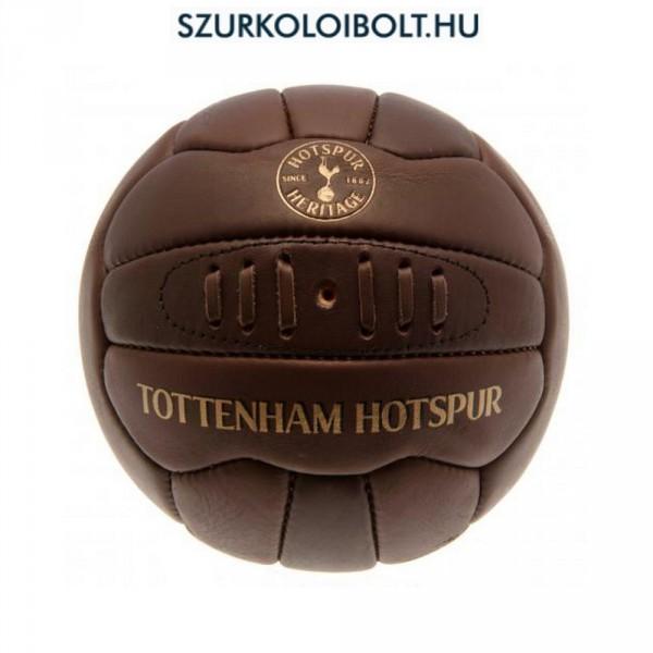 Tottenham Hotspur labda - normál (5-ös méretű) Tottenham Hotspur címeres  szurkolói retro bőr focilabda dad2d01161