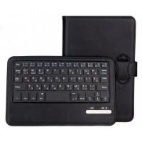 Alcor BT-80 magyar billentyűzetes tablet tok 7'-8' fekete