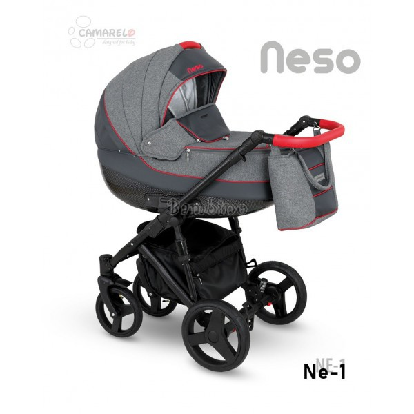 Camarelo Neso 3in1 babakocsi bd495b1f0a