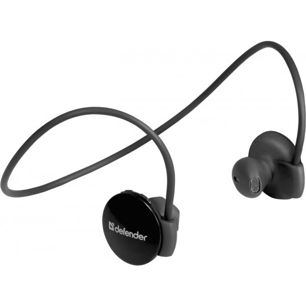 DEFENDER Vezeték nélküli Fülhallgató FreeMotion B611 fekete 6d66497eb1