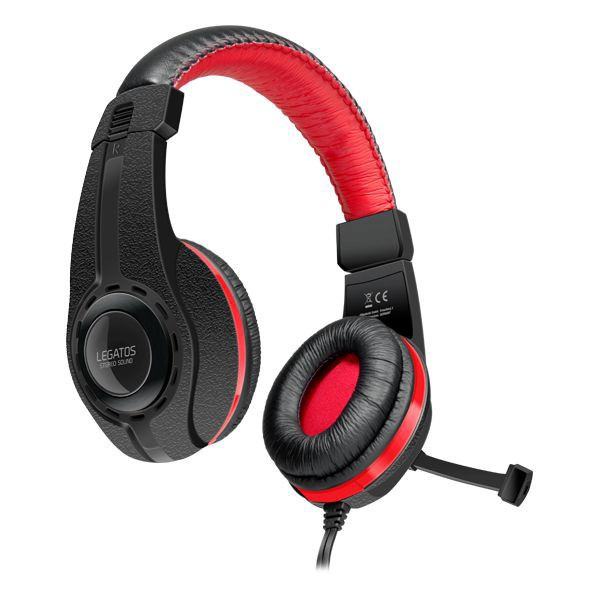 Speedlink Legatos Stereo Gaming fejhallgató c7fdb4b315