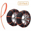 Műanyag univerzális csúszásgátló hólánc 10db-os Mammooth Anti Skid