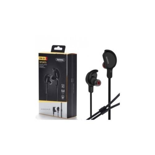 Remax S5 Mágneses sport fülhallgató   Bluetooth - Fekete a19dedb510