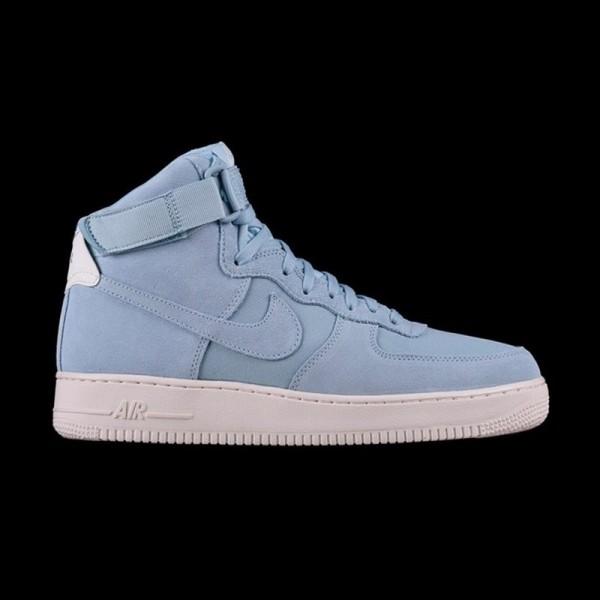 e0e11fe08b0 Nike Air Force 1 High  07 Suede Ocean Bliss · »