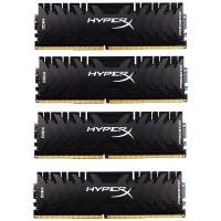 Kingston HyperX Predator RGB HX432C16PB3AK4/32 32GB (8GB x4) DDR4 3200MHz Non ECC memória