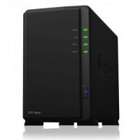 Synology NAS DS218play (2 HDD) Hálózati adattároló