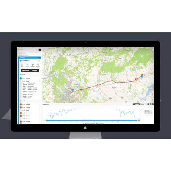 FLEXCOM NYOMKÖVETŐ GPS SZOFTVER PC és MAC 6e036361ec
