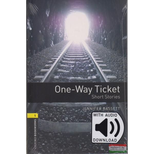 f1417139cd Jennifer Bassett - One-Way Ticket Short Stories - letölthető hanganyaggal ·  »