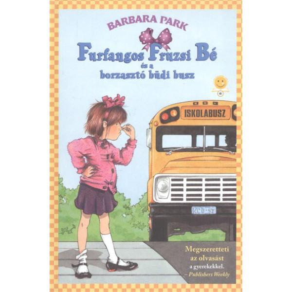 Furfangos fruzsi bé és a borzasztó büdi busz  kemény (db 1) 391cc03e8d