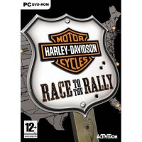 Harley-Davidson Motorcycles: Race to the Rally - PC