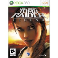 Lara Croft Tomb Raider: Legend - XBOX 360