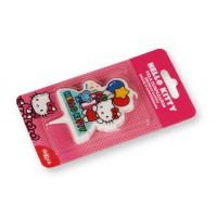 2 D Hello Kitty gyertya
