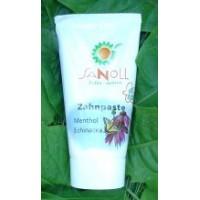 Sanoll szájápolás, Bio kúpvirág-mentol fogkrém (echinacea, bíborkasvirág) 75 ml (No.531)