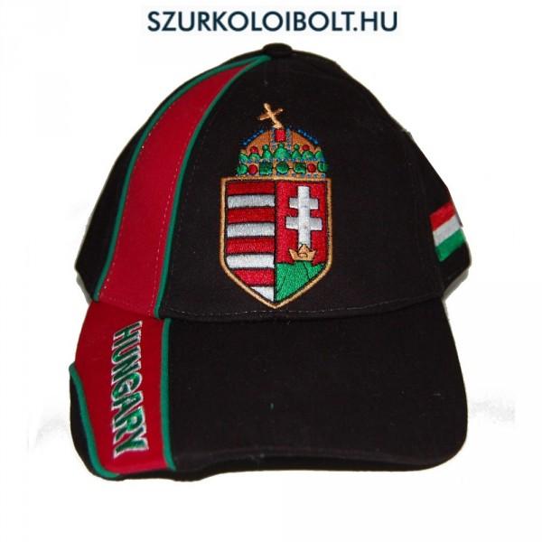 2fbceda4170f Hungary baseball sapka Hungary felirattal (magyar válogatott szurkolói  termék) (fekete)