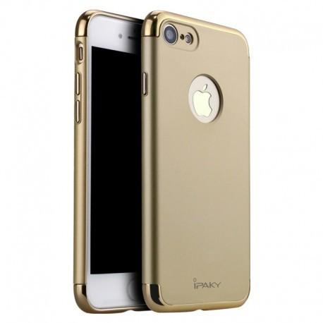 67ec203cf3 Apple iPhone 7 / 8 Ipaky 3 in 1 elegáns prémium műanyag telefontok, Arany