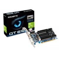 Gigabyte GT610 1GB DDR3 videokártya (GV-N610D3-1GI)