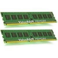 Kingston KVR13N9K2/16 16GB (8GB 2Rx8 1G x 64-Bit x 2 pcs.) PC3-10600 CL9 240-Pin DIMM Kit