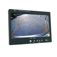 ABM univerzális 7'' TFT-LCD monitor (12/24V teherautókhoz)