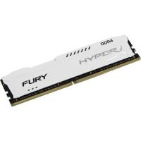 Kingston HyperX Fury White 8GB 3200MHz DDR4 CL18 DIMM1Rx8 Memory HX432C18FW2/8