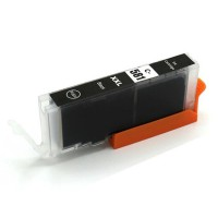 Canon CLI-581BK utángyártott fekete tintapatron