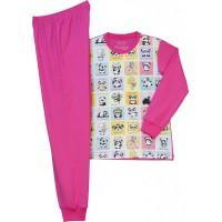 Pandás pizsama