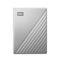 Western Digital HDD My Passport Ultra, 4TB, USB-C, Silver (WDBYVG0040B -WESN)