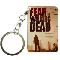 The Walking Dead kulcstartó