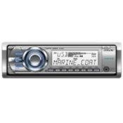 Sony CDX-MR60UI autórádió