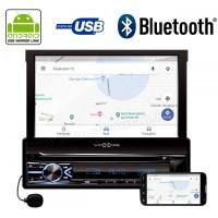 SAL autórádió és multimédia lejátszó (VB X800)