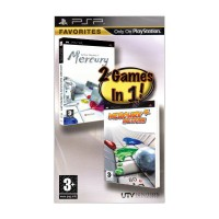 Mercury (Limited Edition) - PSP