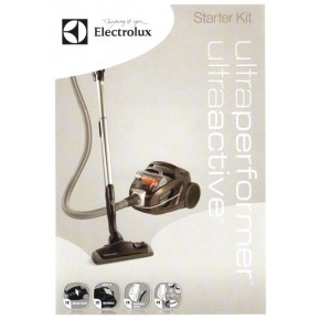 Electrolux ZE 305SC Vacuum Cleaner User Guide Manual Instruction