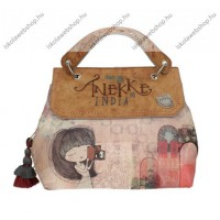Anekke India női táska egy füllel, 27.5/30x14x25.5 cm (28871-43)