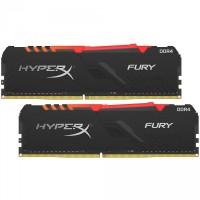 Kingston 32GB DDR4 3600MHz Kit(2x16GB) HyperX Fury RGB Series HX436C17FB3AK2/32
