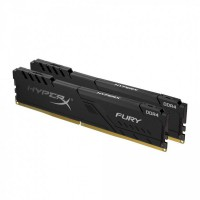 Kingston 32GB DDR4 3733MHz Kit(2x16GB) HyperX Fury Black Series HX437C19FB3K2/32