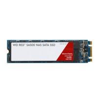 Western Digital SSD SA500 NAS Red, 500GB, M.2 - sebesség 560/530 MB/s (WDS500G1R0B)