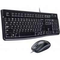 Logitech Desktop MK120 angol billentyűzet+egér