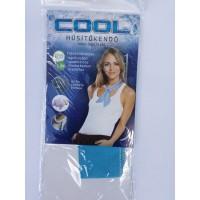 Coolmax Cool Hűsítőkendő - világoskék 1db