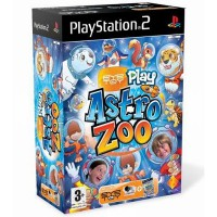 Eye Toy: Play Astro Zoo + Eye Toy kamera - PS2