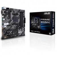 Asus Prime B550M-K mATX alaplap